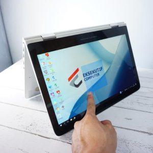 LaptopHP Spectre Pro X360 13-4124TU Silver
