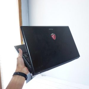 Laptop MSI GP60 2PE Leopard Black