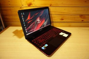 Laptop Asus ROG G551JM Black
