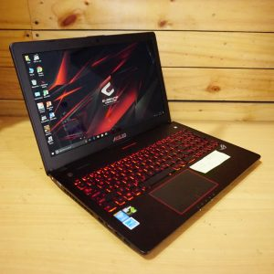 Laptop Asus ROG G56JK Black