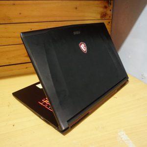 Laptop MSI GP72 MVR 7RFX Black