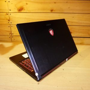 Laptop MSI GS63VR 6RF Black