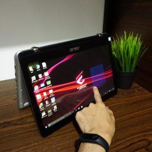 Laptop Asus Q304UAK Core i5 Touch Silver