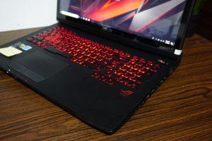 Laptop Asus ROG G751JL Touch