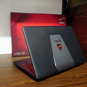 Laptop Asus ROG GL552JX Black