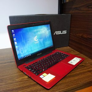 Laptop Asus X456UF Core i5 Red FULLSET