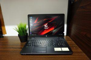 Laptop HP Zbook 15 Core i7 Black