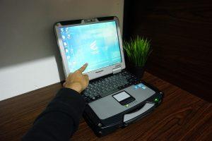 Laptop Panasonic Toughbook CF-31 Core i3