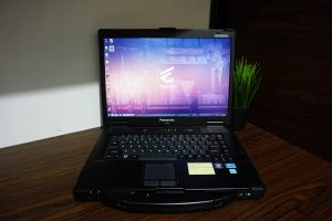 Laptop Panasonic Toughbook CF-52 Core i5