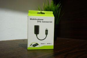 Converter OTG USB to Micro USB