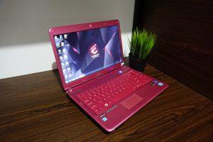 Laptop Fujitsu Lifebook UH531 Core i5 Pink