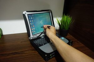 Laptop Panasonic Toughbook CF-19 Core i5 Touch