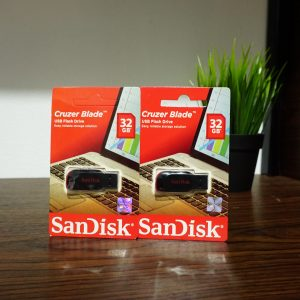 Sandisk Flashdisk 32GB