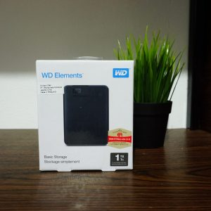 WD My Element 1TB Hardisk Eksternal 2.5ich