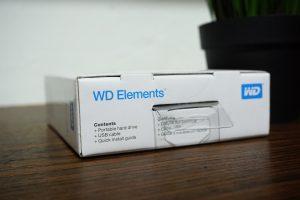 WD My Element 2TB Hardisk Eksternal 2.5ich