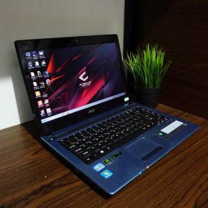 Laptop Acer Aspire 4752 Core i7 Blue