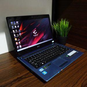 Laptop Acer Aspire 4752 Core i7 Blue