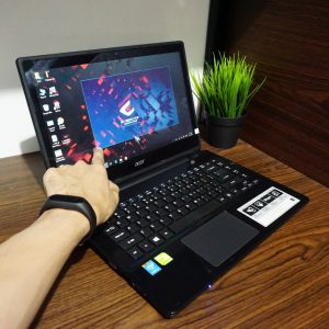 Laptop Acer Aspire E5-471PG Core i5 Black