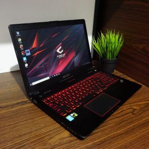 Laptop Asus ROG G56JK i7 Black