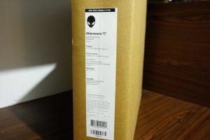 Laptop Dell Alienware 17 R5