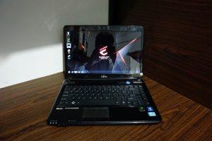 Laptop Fujitsu Lifebook LH531 i7 Black
