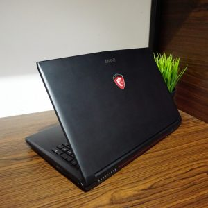 Laptop MSI Gl62 7QF Core i7 Black