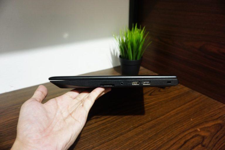 Jual Laptop Lenovo Thinkpad E470 Core i5 Black