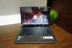 Laptop Acer Aspire 4750 Core i7 Unit 1