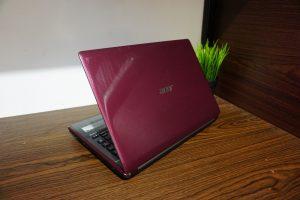 Laptop Acer Aspire 4755G Core i5 Maroon