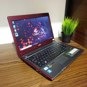 Laptop Acer Aspire 4755G Core i5 Maroon