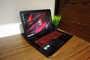 Laptop Asus ROG G771JM Black