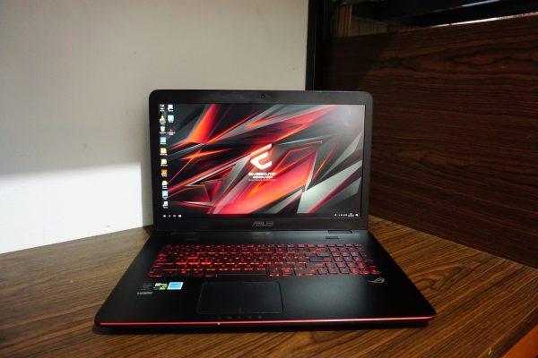 Laptop Asus ROG G771JW core i7