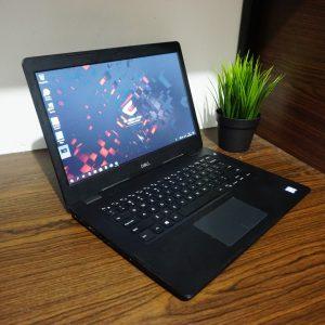 Laptop Dell Latitude 3490 Core i5 Black