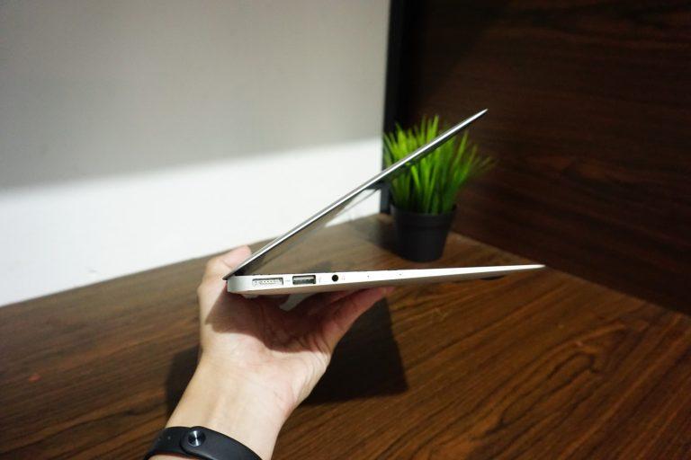 Jual Laptop Macbook Air 11 MD711 Mid 2013
