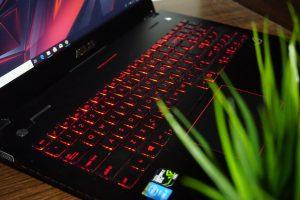 Laptop Asus ROG G56JK