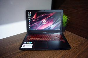 Laptop Asus ROG GL552VX RAM 12GB