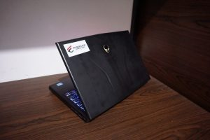 Laptop ALIENWARE M14XR2 BLACK