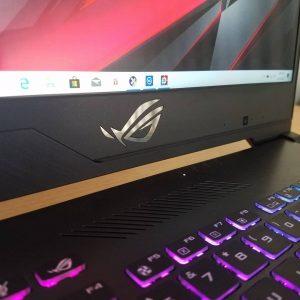 Laptop Asus ROG Strix Hero II GL504GM Fullset